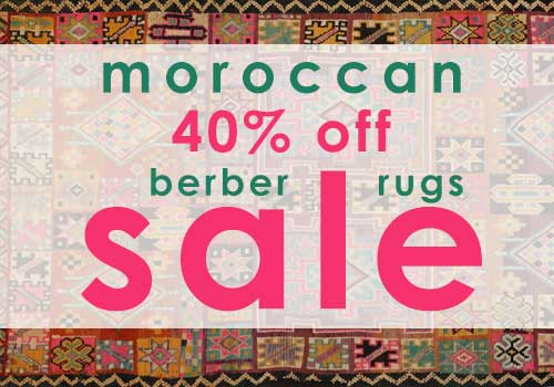 Moroccan Rugs Sale
