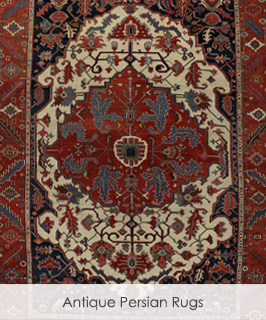 why decorate with antique rugs