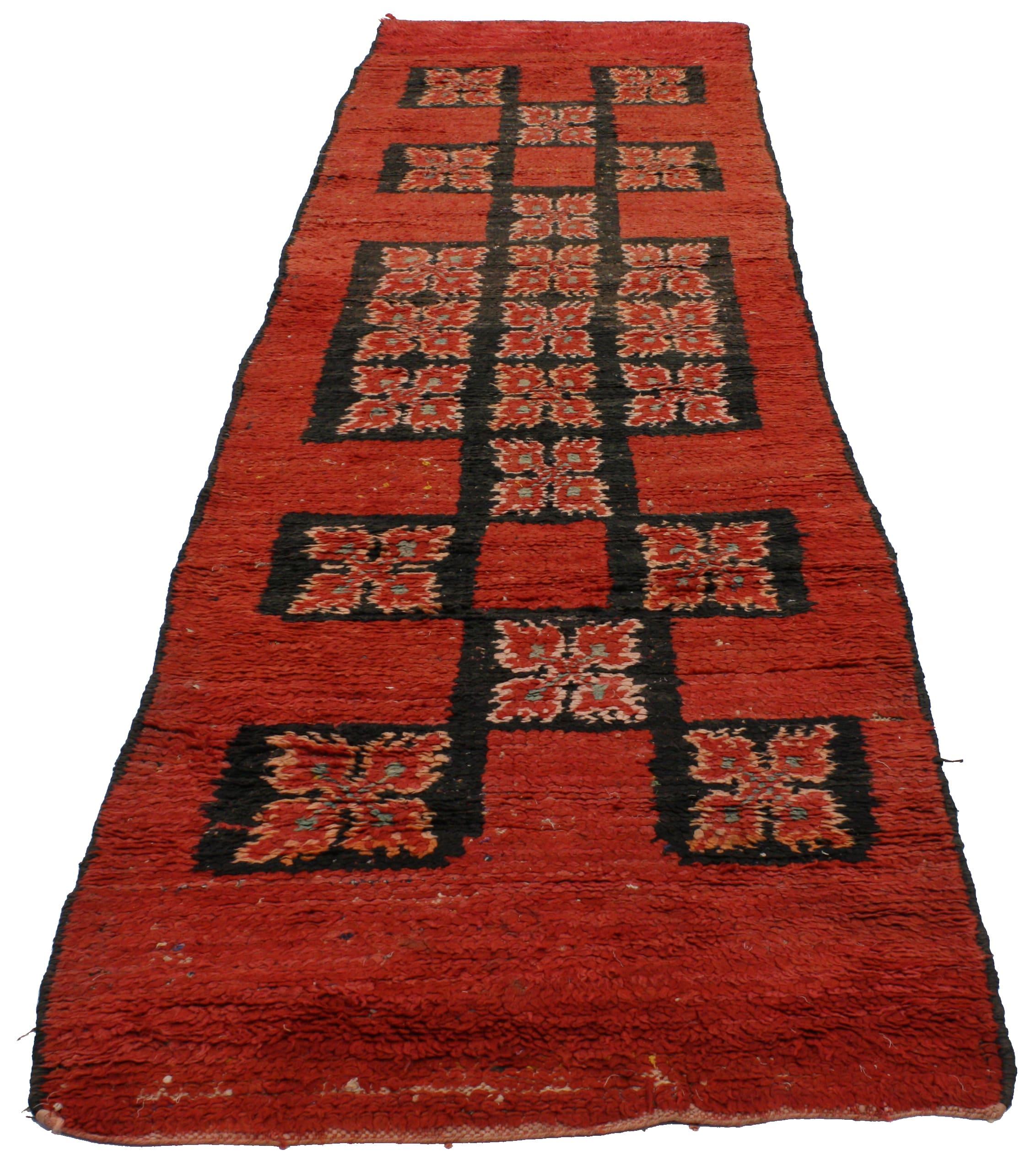 3 X 12 Vintage Moroccan Rug 20253
