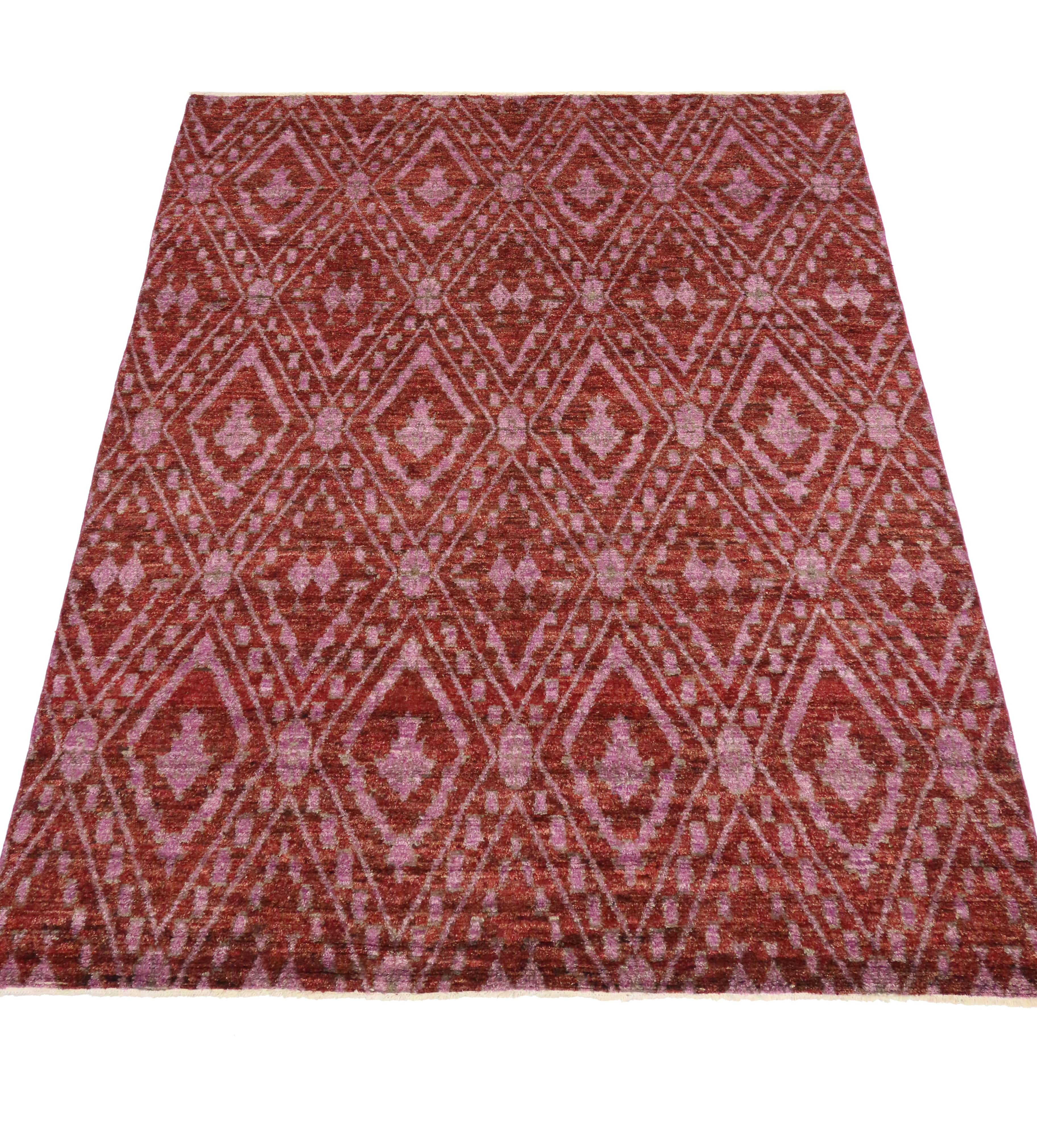 New Moroccan Oriental Rug 9 X 13