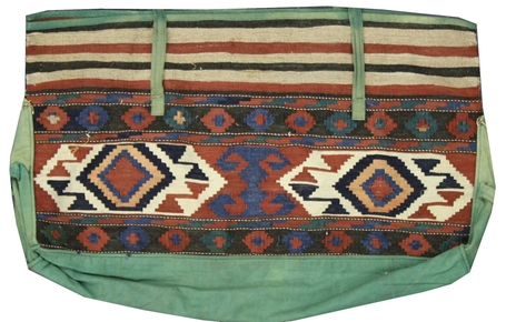 2 x 3 Antique Kilim Rug bag 70472
