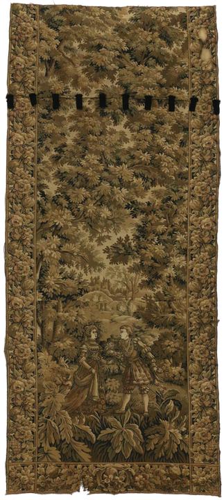 Rug No.: 72095 04'00 X 08'09 Tapestry