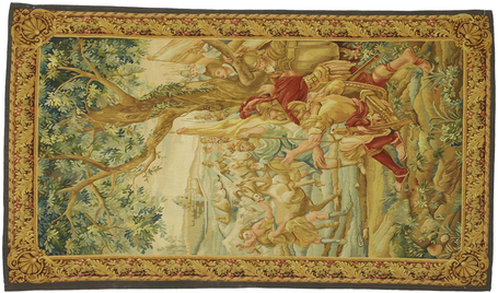 4 x 7 Tapestry Rug 73690