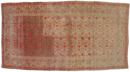 8 x 15 Antique Khotan Rug 74841