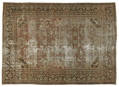 9 x 12 Antique Mahal Rug 76822