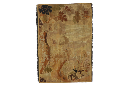 4 x 6 Antique Tapestry Rug 76959