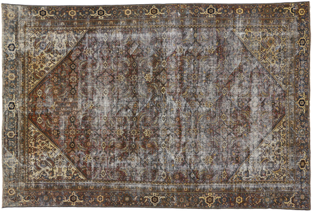 8 x 13 Antique Mahal  Rug 60673