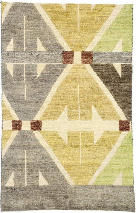 4 x 6 Transitional Rug 80459