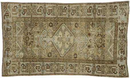 4 x 6 Antique Persian Malayer Rug 532384 x 6 Antique Persian Malayer Rug 53238