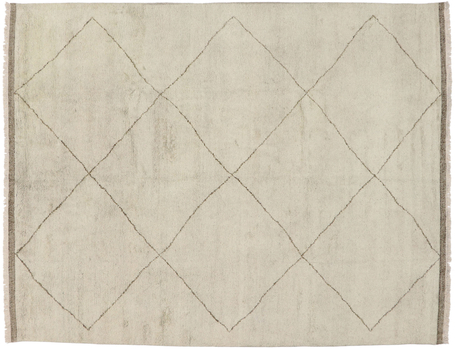 10 x 13 Contemporary Moroccan Rug 30551