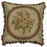 "Vintage Pillow 76669, 17"" x 17"""