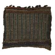 16 x 16 Antique Pillow Rug 74587