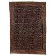 7 x 10 Vintage Persian Bijar Rug 20335