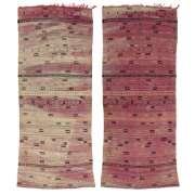 5 x 14 Vintage Moroccan Rug 20411
