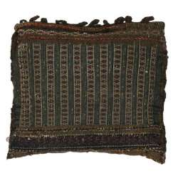 16 x 16 Antique Pillow Rug 74587