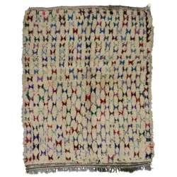 6 x 7 Vintage Moroccan Rug 20430