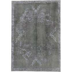 8 x 12 Vintage Overdyed Rug 60603