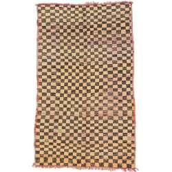 4 x 6 Vintage Moroccan Rug 20042