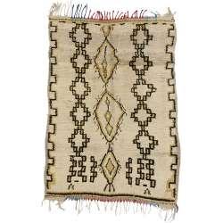 4 x 6 Vintage Moroccan Rug 20094