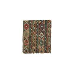 4 x 4 Antique Kilim Rug 70672