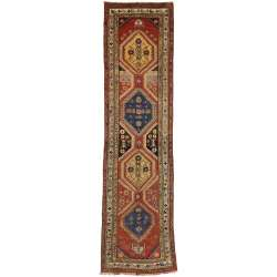3 x 12 Antique Shiravan Rug 72401