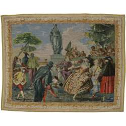 Rug No.: 72967 05'07 X 07'01 Tapestry