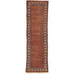 3 x 11 Antique Shirvan Rug 73231