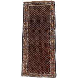 5 x 10 Antique Kurd Rug 73305