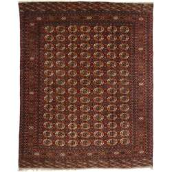 10 x 13 Antique Tekke Rug 73357
