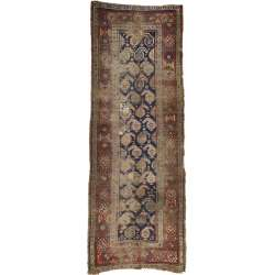 4 x 10 Antique Russian Rug 76609