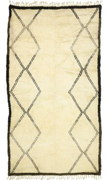 6 x 11 Vintage Moroccan Rug 20768