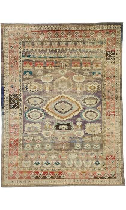 9 x 13 Oushak Rug 52504