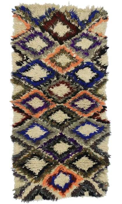 3 x 5 Vintage Moroccan Rug 20880