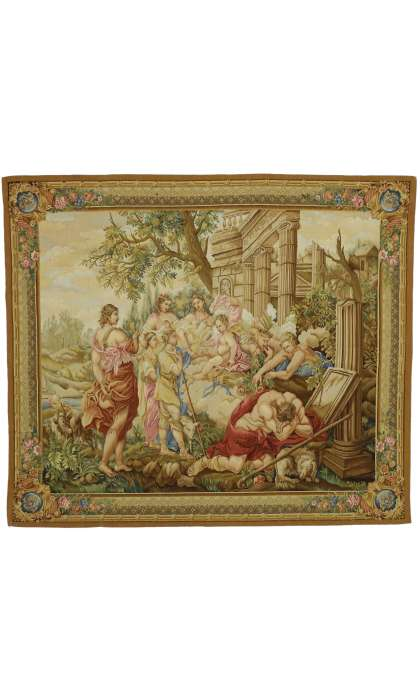 5 x 6 Tapestry Rug 73691