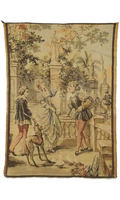 2 x 3 Vintage Tapestry Rug 74926