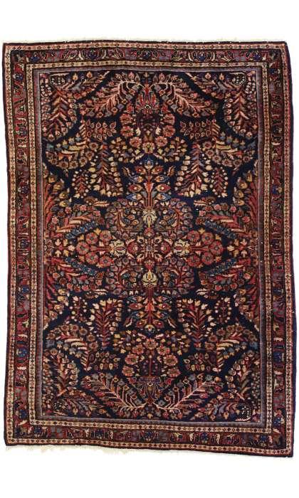 3 x 5 Antique Sarouk 77234