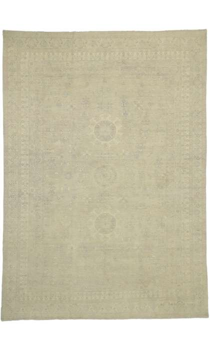 10 x 14 Modern Style Transitional Rug 80175