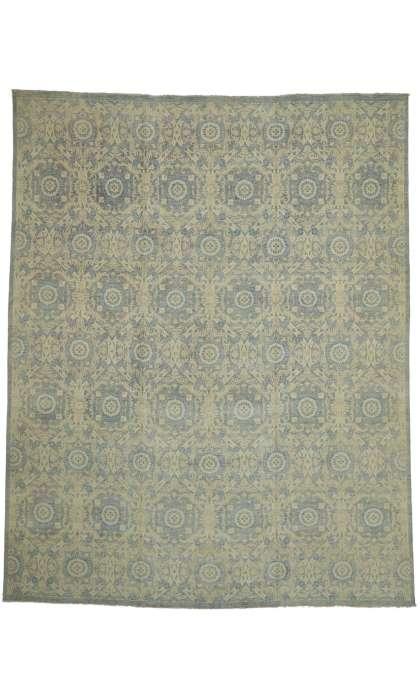 11 x 14 Modern Transitional Style Rug 80221