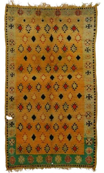 5 x 9 Vintage Moroccan Rug 20173