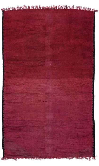 6 x 9 Vintage Moroccan Rug 20228