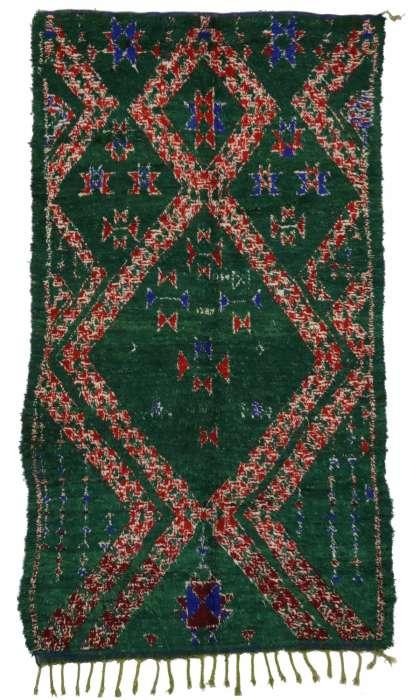 6 x 11 Vintage Moroccan Rug 20322