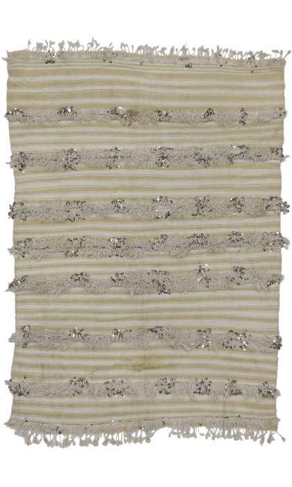 4 x 5 Moroccan Wedding Blanket 20325