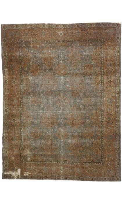 9 x 12 Antique Sparta Rug 71603