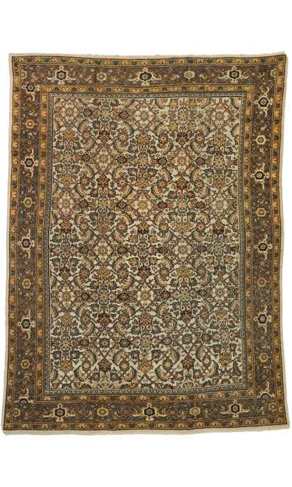 8 x 12 Antique Mahal Rug 72504