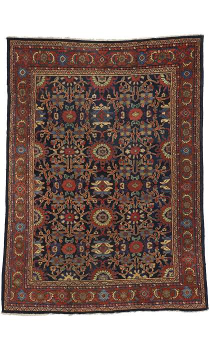 8 x 12 Antique Mahal Rug 72546
