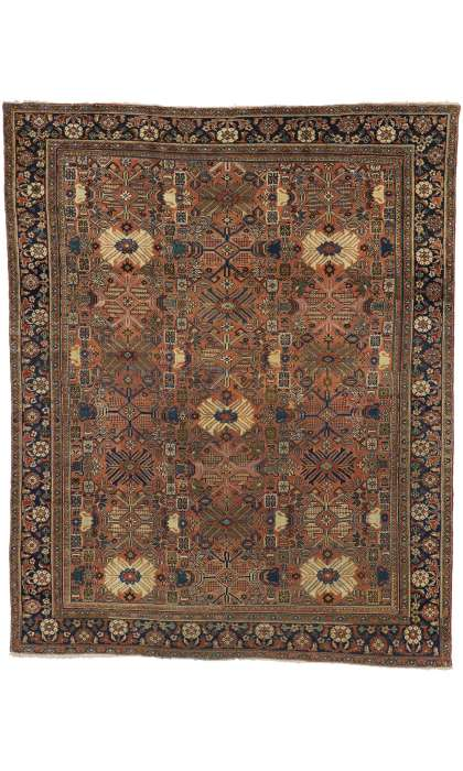 10 x 12 Antique Mahal Rug 73379