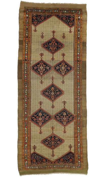 6 x 16 Antique Malayer Rug 73578