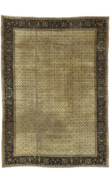 10 x 14 Antique Agra Rug 73986
