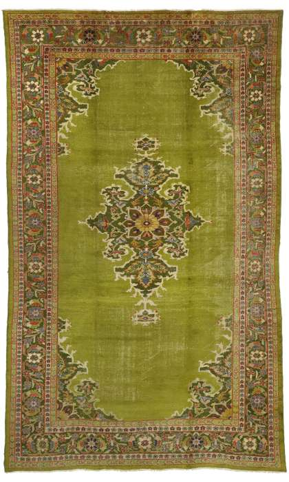 9 x 15 Antique Sultanabad Rug 74747