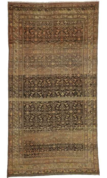 7 x 13 Antique Malayer Rug 76510